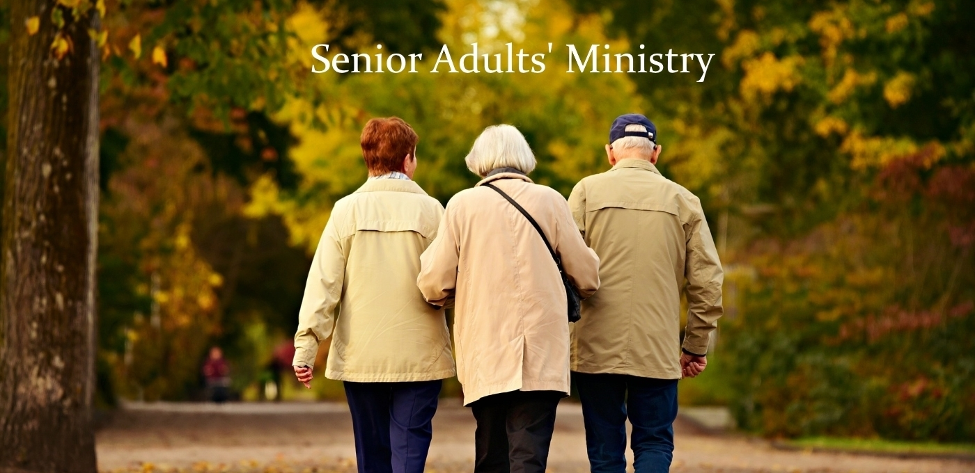 Senior Adults' Ministry Slide 2.0
